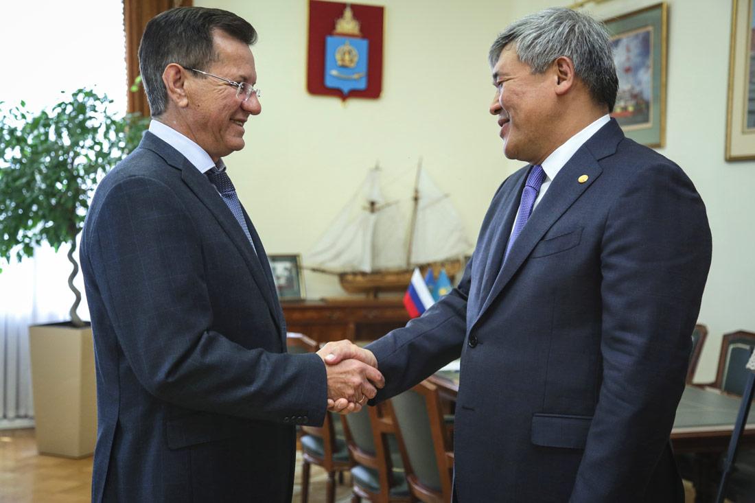 Астраханская область заинтересована в сотрудничестве