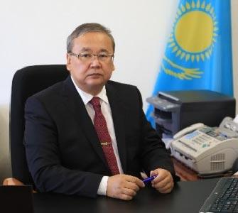 Батырбеков Э. Г. (Казахстан)
