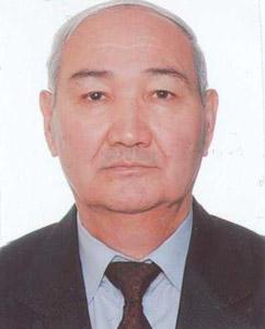 Бекбаев А. Б. (Қазақстан)