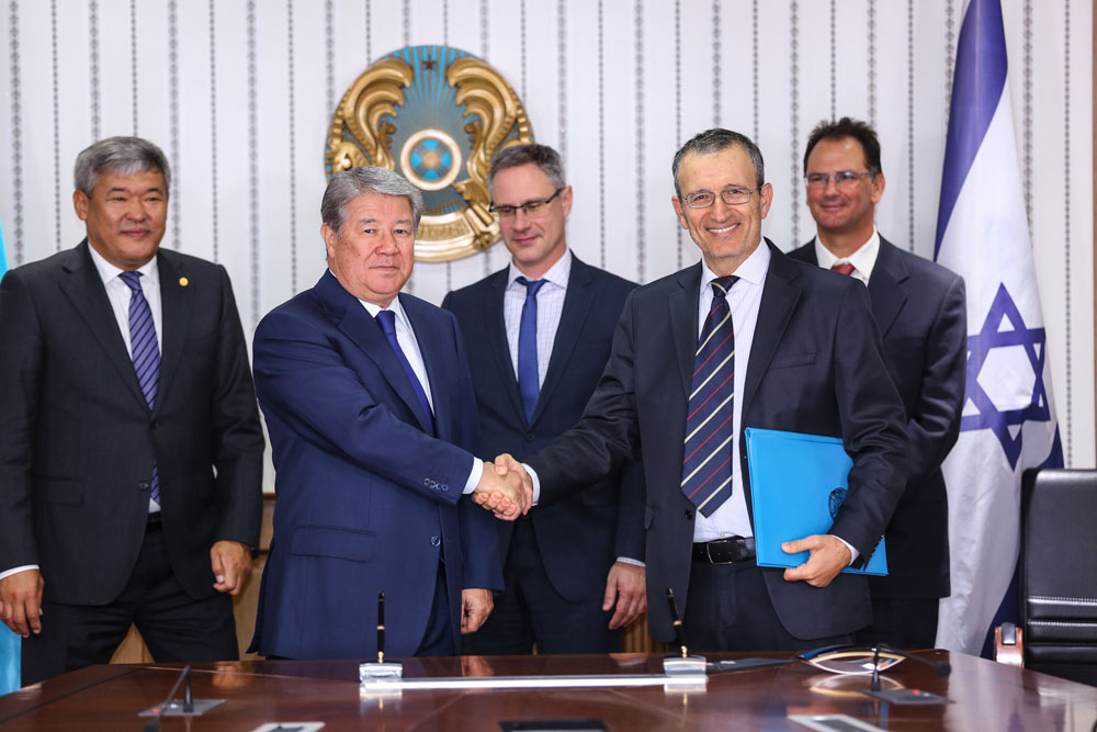 One Of The Countries – RES Development Leaders Signed The Agreement Of Participation In EXPO-2017