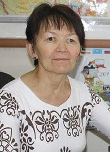 Akiyanova Farida Zhianshinovna