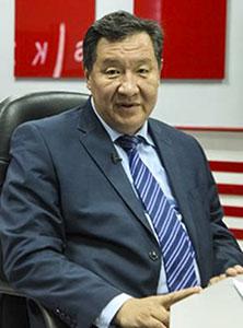 Джаксалиев Бакытжан Мухамбеткалиевич