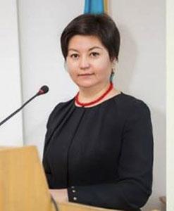 Медиева Гульбазар Акыловна