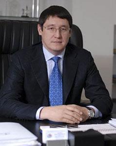 Satkaliyev Almasadam Maidanovich
