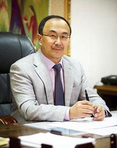 Sydykov Yerlan Battashyevich