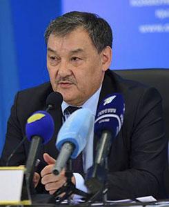 Тулешов Амандык Куатович