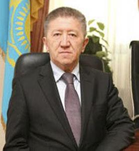 Орунханов Мурат Кадесович