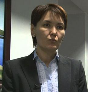 Соспанова Айнур Сапарбековна