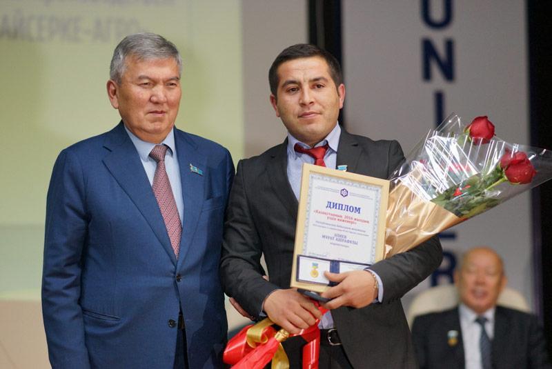 Алшанов Р.А. и Алиев М.А.