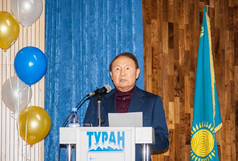 Аскар Кулибаев