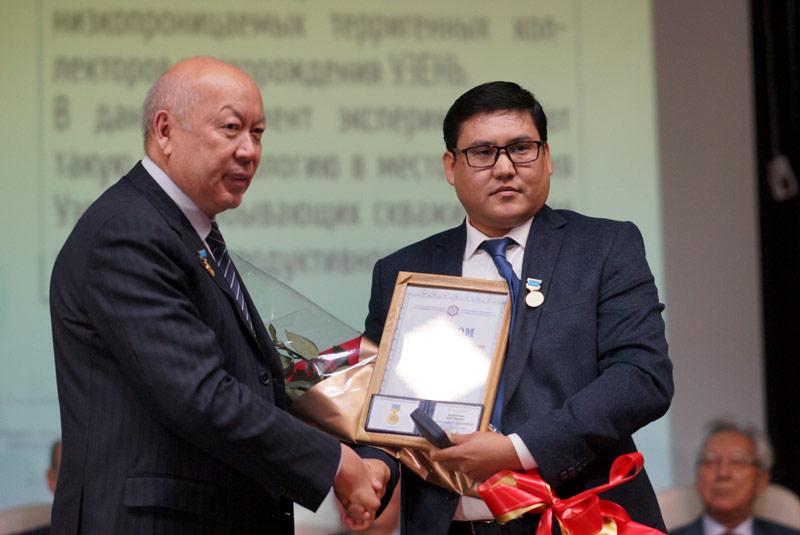 Куандыков Б.М. и Кожабергенов М.М.