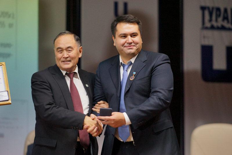 Нысангалиев А.Н. и Бабашев В.Н.