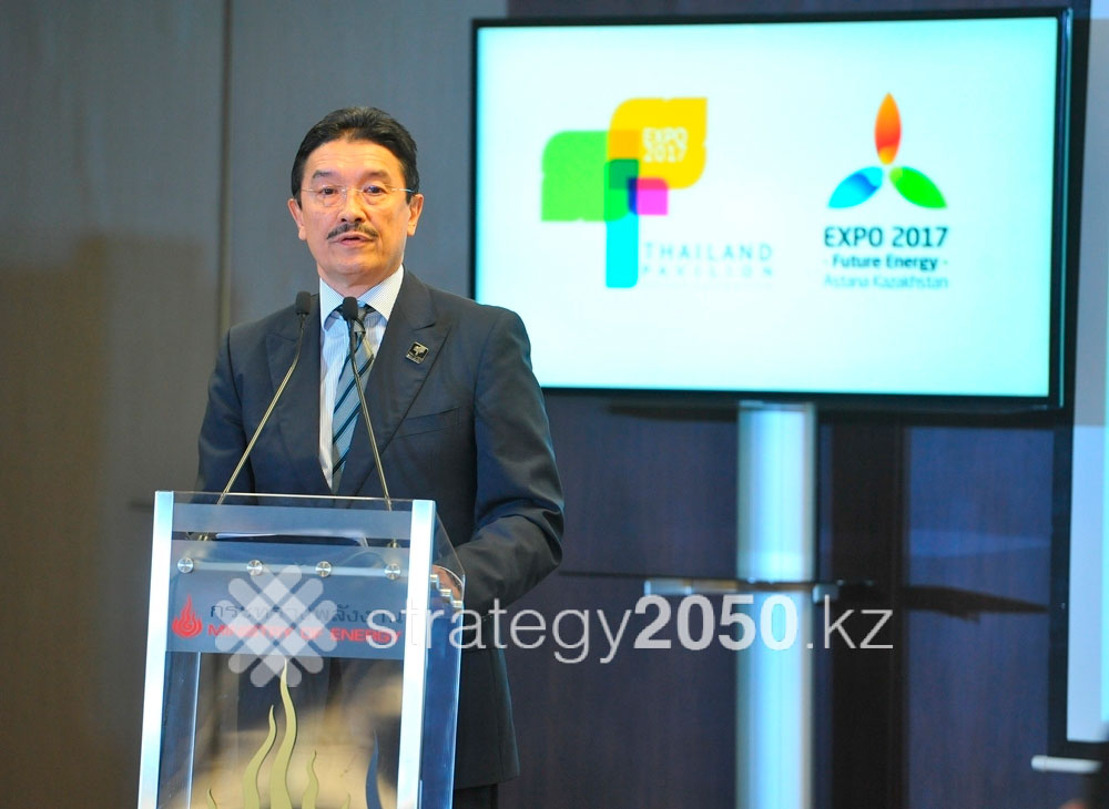 Thailand Prepares Actively For EXPO-2017