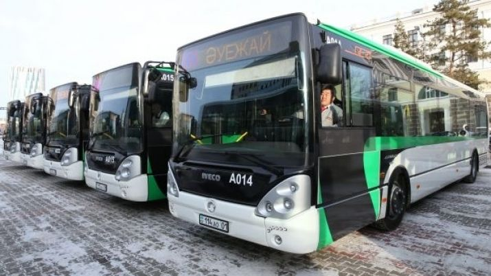 Electric Buses To Appear In Astana