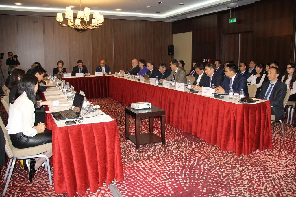В Астане состоялся Круглый стол на тему «Энергия будущего – перспективы развития глобальной энергетики»