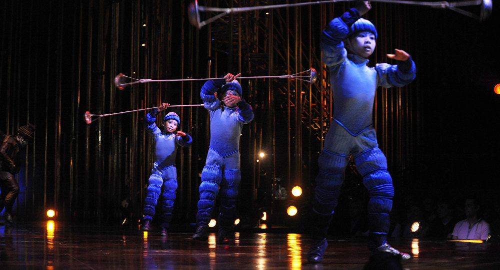 Cirque Du Soleil To Show 71 Performances During EXPO-2017