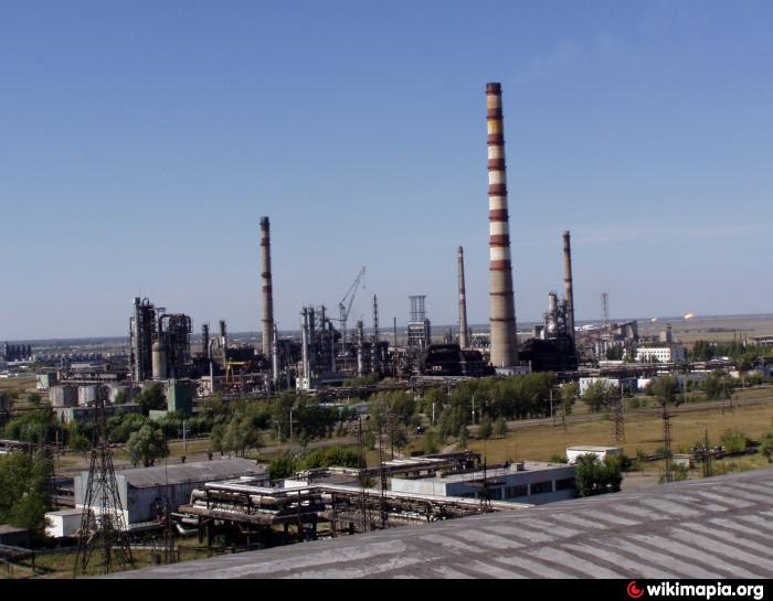 Pavlodar Refinery Plans To Start Production Of Diesel Fuel