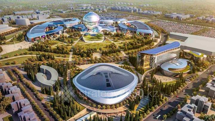 EXPO-2017 To Open In Astana Today
